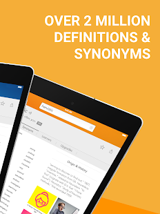 App Dictionary.com: Find Definitions for English Words APK for Windows Phone