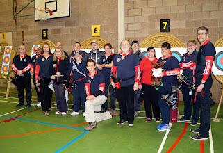 Chester Indoor Team 2016