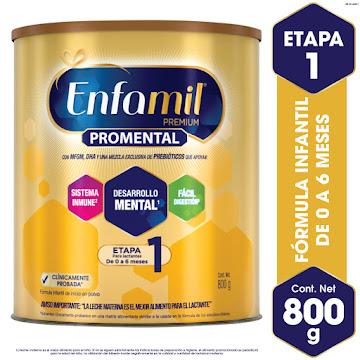 Enfamil Premium 1 Lata X   800 Gr