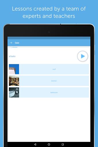 Learn to speak English with busuu 13.1.0b.15 screenshots 21