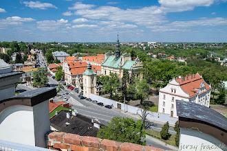 Photo: Widok z Bramy Opatowskiej