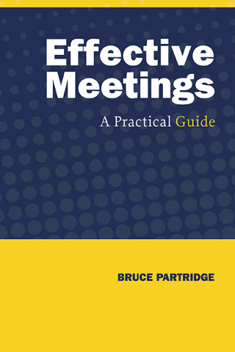 Effective Meetings cover