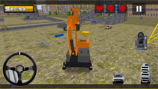 Heavy Excavator Simulator game (apk) free download for Android/PC/Windows screenshot