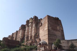 Photo: Mehrangarh fort, Jodhpur