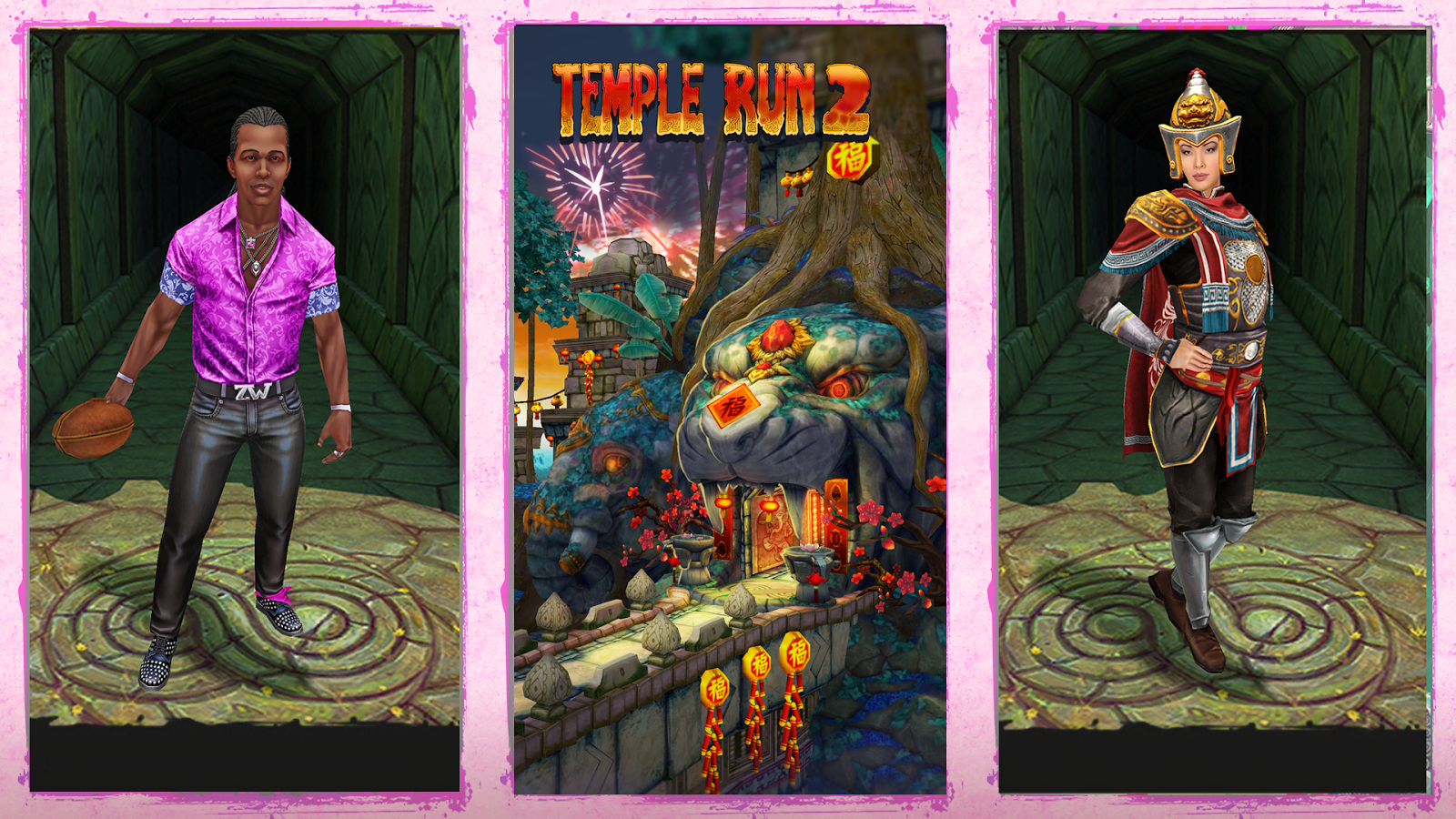 Temple Run 2- screenshot