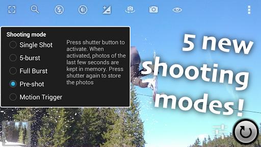 Fast Burst Camera Lite screenshot 2