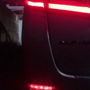 アルファード ANH25W のカスタム事例画像 midnight88さんの2020年03月14日21:41の投稿