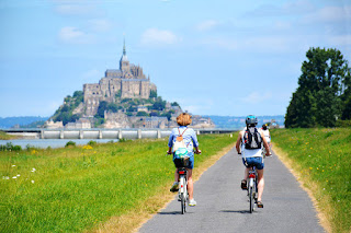 С Нормандии в Бретань