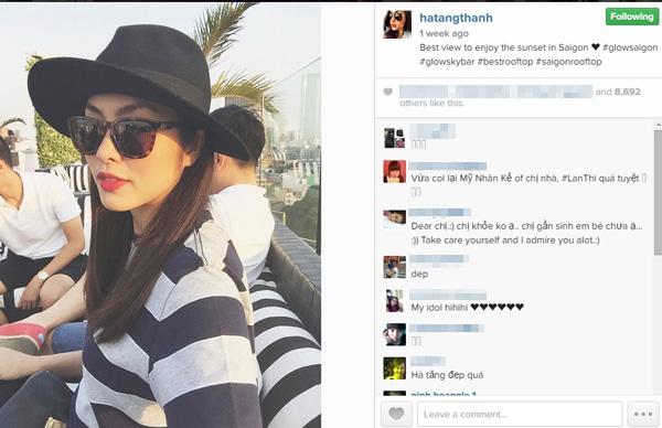 Top 5 sao Việt có lượng follow nhiều nhất trên instagram6
