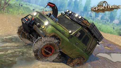 Spintimes Mudfest - Offroad Driving Games apktram screenshots 4