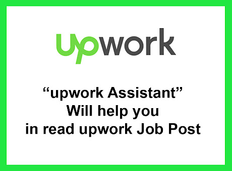 Upwork Assistant