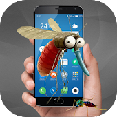 Mosquito in phone joke