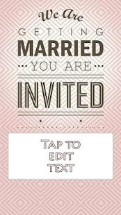 Wedding Card Maker - Create Invitation Cards - náhled