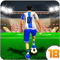 Real Football WC 2018 Dream League Soccer Stars icon
