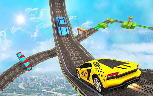 voiture battant gibier irréalisable chemin race  screenshots 2