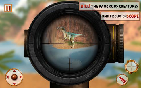 Dino Hunting 2018 - náhled