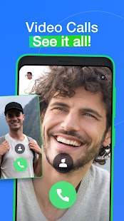 Blued: live gay dating, chat & video call to guys Screenshot