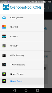 CyanogenMod ROMs screenshot 0