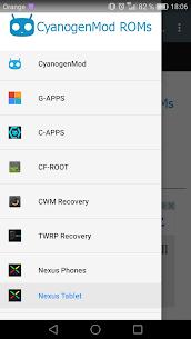 CyanogenMod ROMs 4.0 Latest MOD Updated 1
