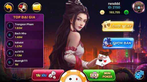 Casino club - Tú Lơ Khơ - Tá Lả - Phỏm - Ta la  captures d'écran 2