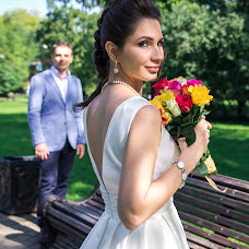 Wedding photographer Anna Bazhanova (AnnaBazhanova). Photo of 27.05.2017