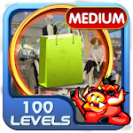 Challenge #82 Shopaholic Free Hidden Objects Games Icon