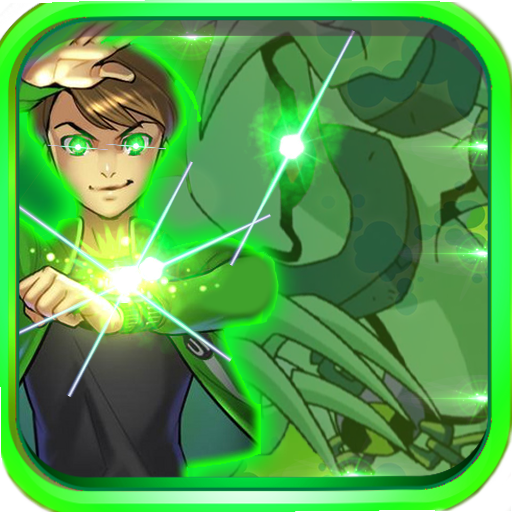 Ben Hero Ultimate Alien Transform power