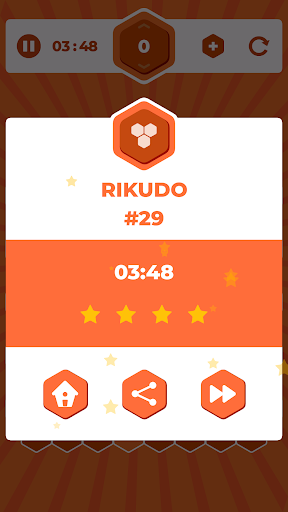 RIKUDO Puzzles u2605 Number Mazes 1.1.2 screenshots 4