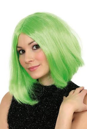 Celebrityperuk, grön