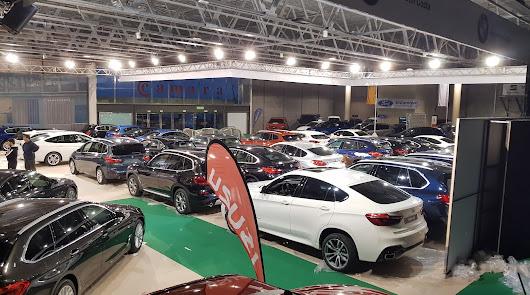 MULTITUDINARIA Llega un nuevo Almería Motor Show.