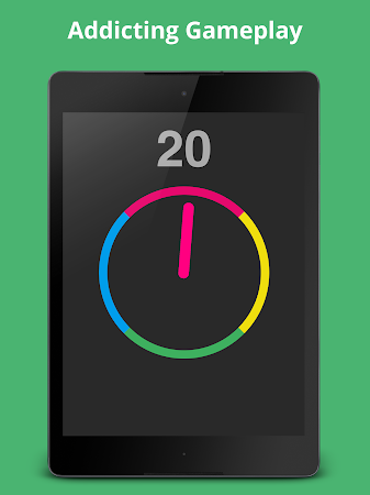 Crazy Wheel: Swap color switch 1.3 screenshot 943322