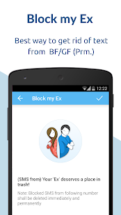 SMS Blocker Screenshot