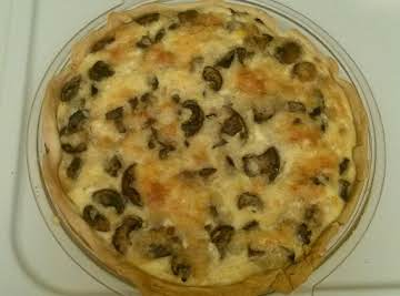 Mom's Tuna Quiche