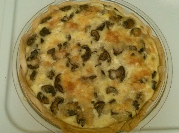 Mom's Tuna Quiche Recipe