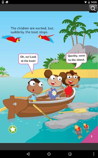 無料教育AppのPoptropica ファミリー・リーディング・アプリ|記事Game