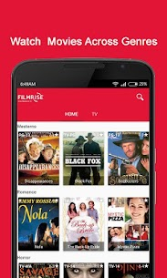 FilmRise – Free Movies & TV App Download For Android and iPhone 6