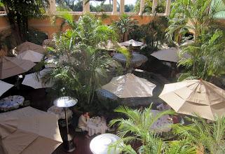 Photo: Biltmore -hotellin aamiaistarjoilua -ei hassumman näköistä tämäkään
