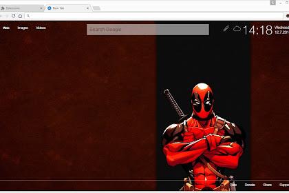 Deadpool Wallpaper Hd For Pc