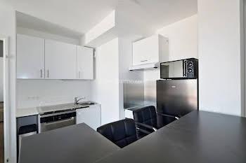 Appartement meublé 2 pièces 42,25 m2