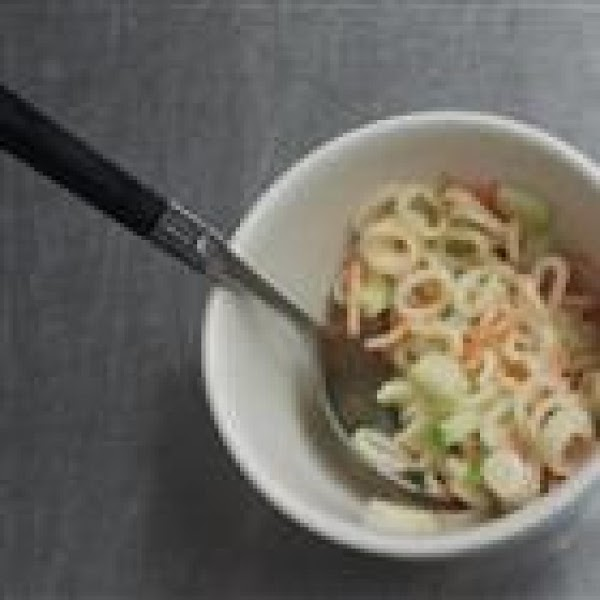 Cucumber Pasta Salad Recipe