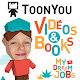 ToonYou - Your kid in 70 Animated Cartoons & Books