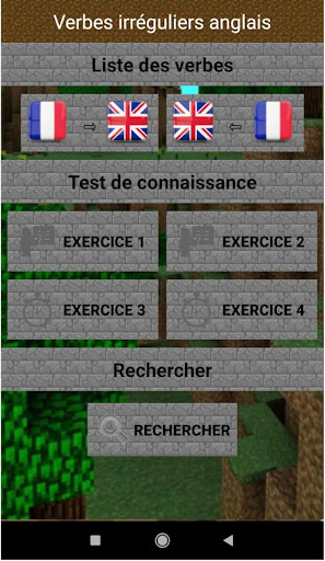 Verbes Irreguliers Anglais Download Apk Free For Android Apktume Com