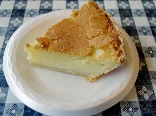 Grandmother Taylor's Southern Chess Pie