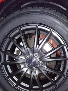86 ZN6 G  E型 のタイヤのカスタム事例画像 ヒューヒューさんの2018年12月16日12:10の投稿