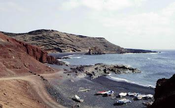 Photo: El Golfo en Lanzarote