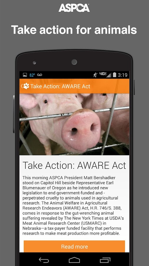ASPCA – Emergency Pet Safety - screenshot