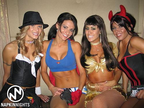 Halloween Party Slut