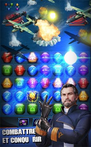Code Triche Battleship & Puzzles: Warship Empire APK MOD (Astuce) screenshots 5