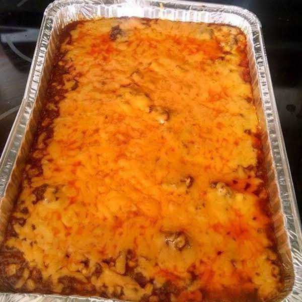Baked Chili Casserole Recipe