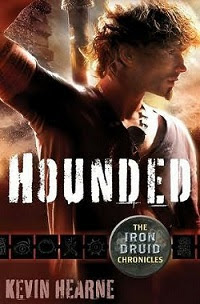 Book Review of The Iron Druid Chronicles by Kevin Hearne